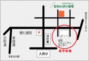 コミセン地図